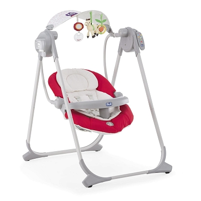 Качельки Chicco Polly Swing Up